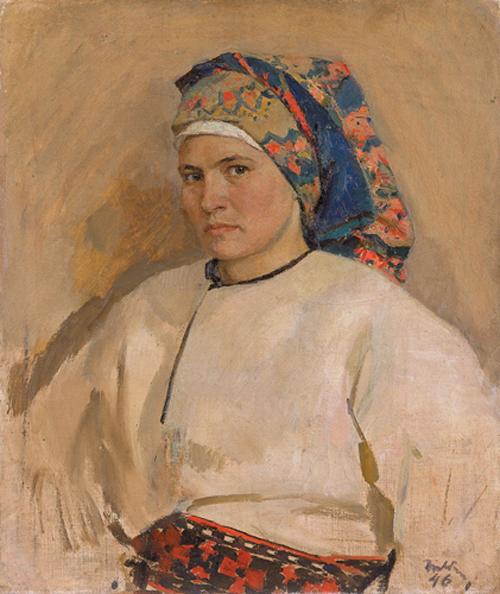 Автор картины – украинский живописец Яблонская Татьяна Ниловна.