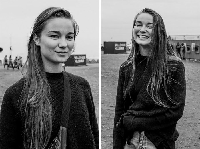 Джоанна считает, что каждый человек фотогеничен и имеет что-то личное и уникальное – именно это старалась показать талантливая девушка.