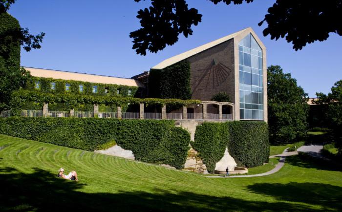 Государственное высшее учебное заведение Дании история которого берет начало с 1928 года.