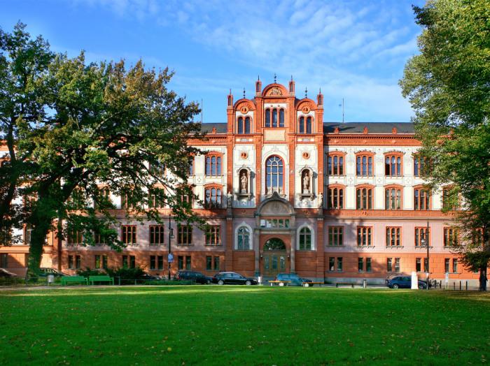 Университет основан в 1419 году и является самым старым в регионе Балтийского моря.
