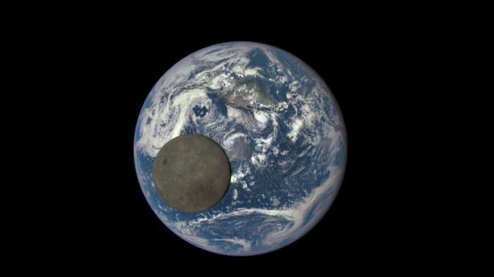 Редчайший снимок NASA.