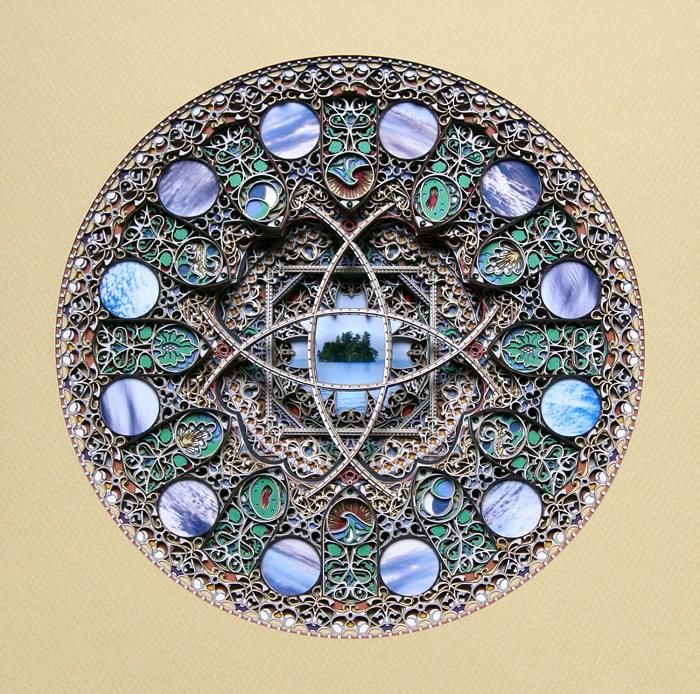 Эскизы своих будущих творений Эрик Стендли, американский художник-дизайнер, создает в программе «CorelDRAW», скрупулезно прорабатывая и создавая форму.