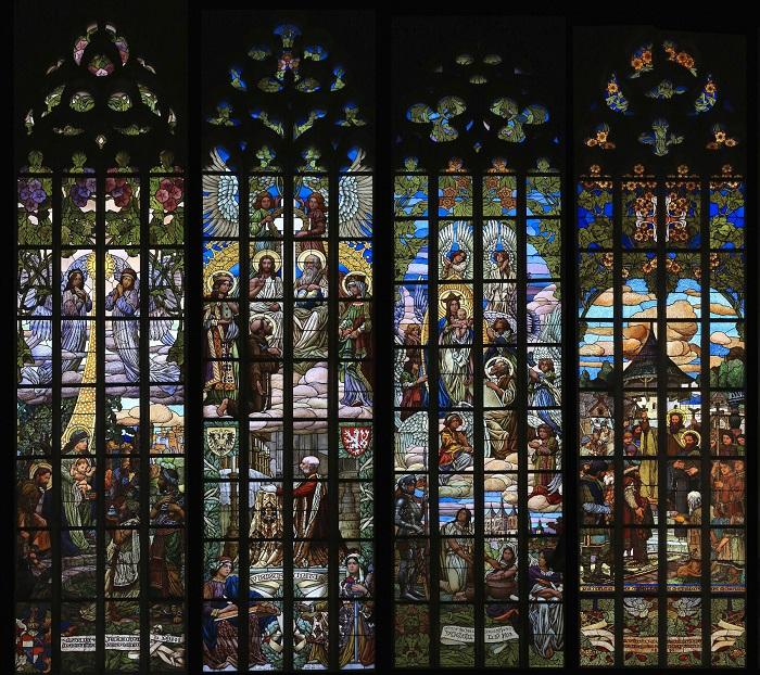 Собор святой Варвары в г. Кутна-Гора является одной из самых знаменитых достопримечательностей Чехии.