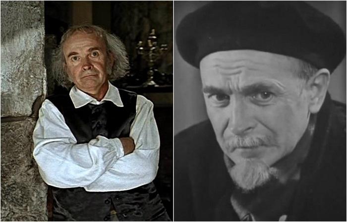 Советский и российский актёр театра и кино, театральный педагог, народный артист, участник Великой Отечественной войны.