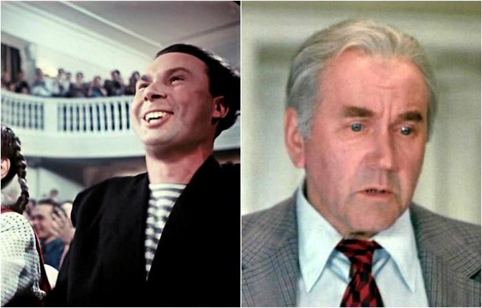 За время творческой деятельности актер сыграл около 100 разнообразных персонажей, к примеру, 1-го матроса в комедийном фильме.