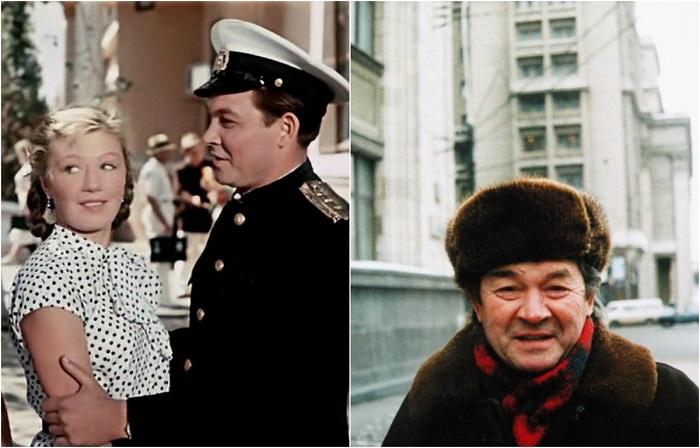 В советской комедии знаменитому актеру досталась роль второго плана - Серёжи, старпома «Ермака».