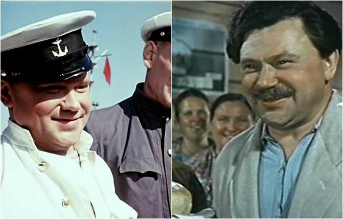 После дебюта в кино в 1952 году, актер исполнил роль 2-го матроса в комедийном фильме.