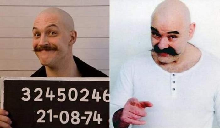 Том Харди (Tom Hardy) сыграл роль Чарльза Бронсона - самого знаменитого и жестокого заключенного Великобритании.