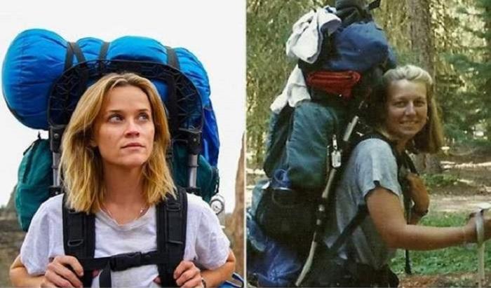 Риз Уизерспун (Reese Witherspoon) сыграла роль Шерил Стрэйд – девушки, решившейся в одиночку пройти маршрут по тихоокеанской туристической тропе.