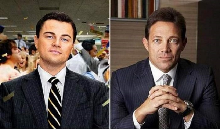 Леонардо Ди Каприо (Leonardo DiCaprio) сыграл роль Джордана Белфорта – нью-йоркского брокера, который был осужден за отмывание денег.
