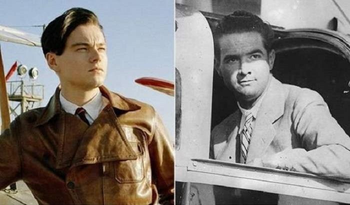 Леонардо Ди Каприо (Leonardo DiCaprio) сыграл роль Говарда Хьюза – американского предпринимателя, изобретателя и пионера авиации.