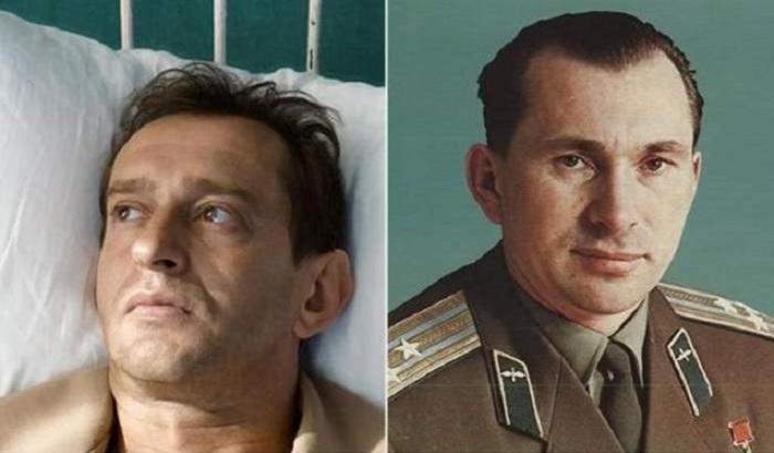 Константин Хабенский сыграл роль Павла Беляева – командира советского пилотируемого космического корабля «Восход-2».