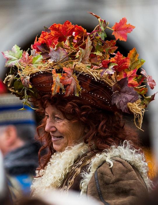 Знатная венецианская красавица.