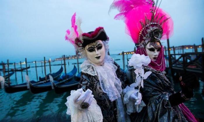 Наиболее часто встречаемые карнавальные костюмы.