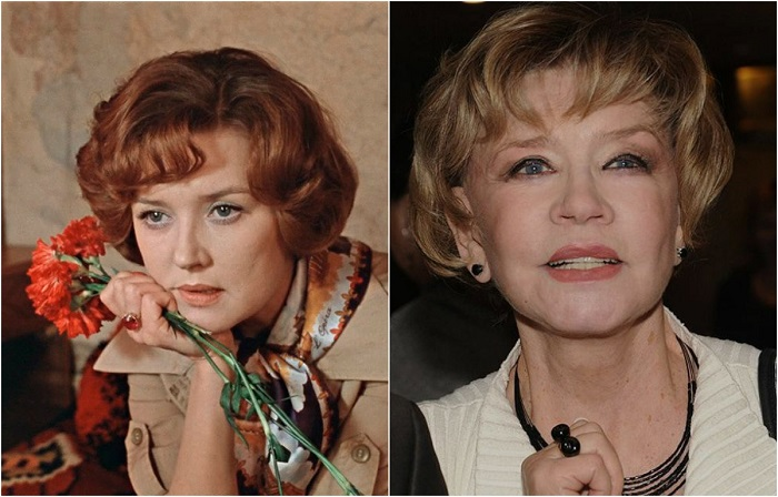 Одна из самых выдающихся актрис отечественного кинематографа, в свои годы она продолжает выходить на сцену, чтобы радовать поклонников.