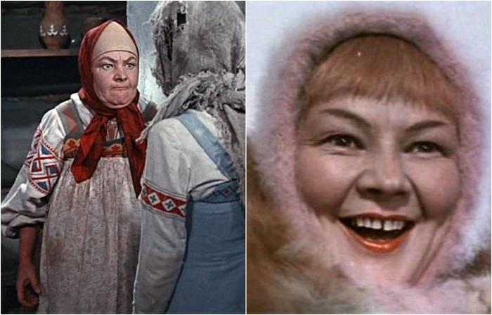 Советская актриса театра и кино, ставшая популярной благодаря своим великолепным острохарактерным ролям в детских сказках и комедиях.