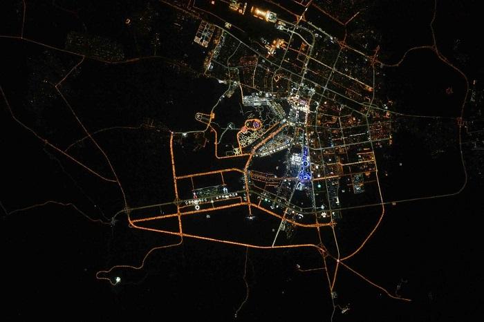 Ашхабад - самый беломраморный город в мире.