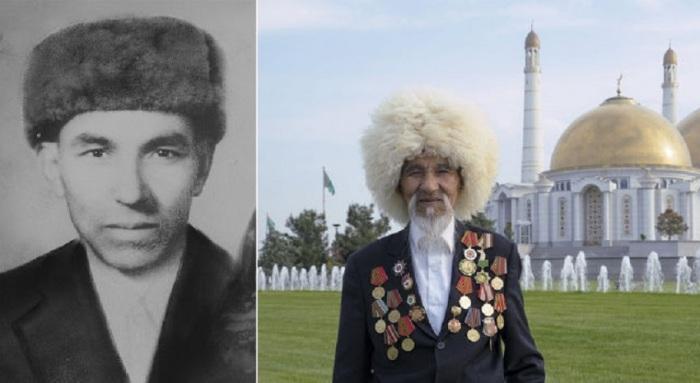 Гуванч, Ашхабад, Туркмения.