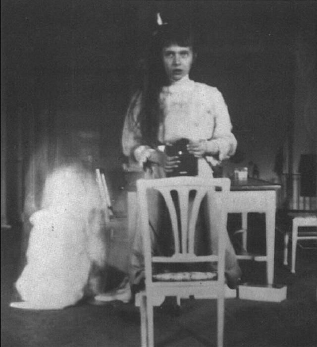 Великая княжна Анастасия Николаевна Романова.