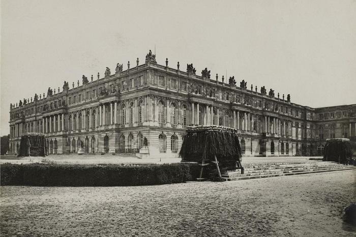 Париж вовремя войны и после.