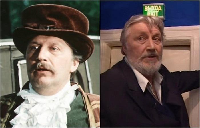 Советский актер театра и кино в сериале «Гардемарины, вперед!» сыграл роль дядьки Никиты Оленева – Гаврилу.