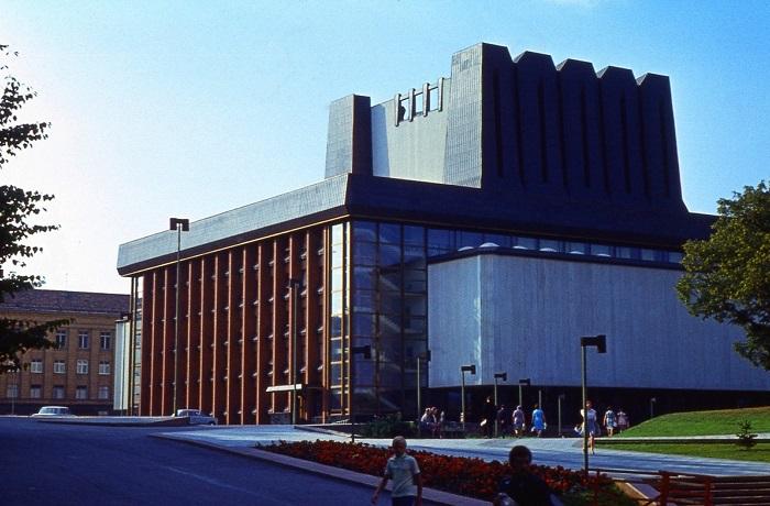 Достопримечательности столицы и крупнейшего города Литвы.