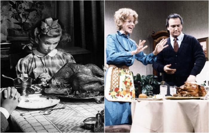 День благодарения - праздник благодарности за все хорошее, что было в году.