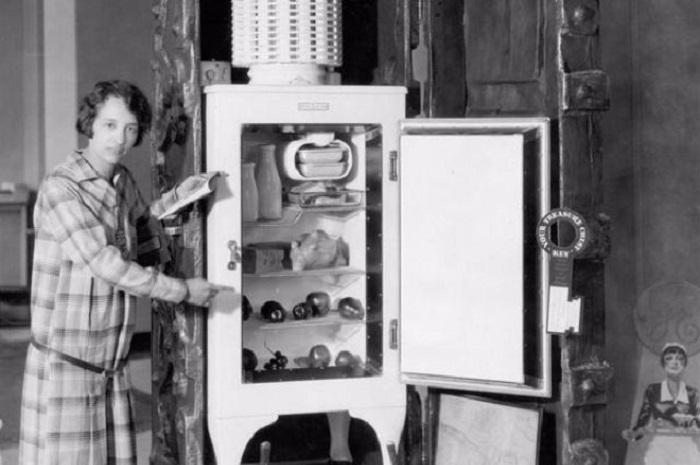 В 1914 году Флоренс получила патент на домашний холодильник.