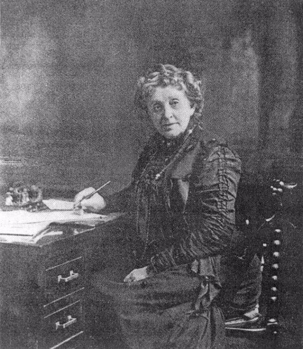 Американская изобретательница, которая разработала и построила в 1886 году первую механизированную посудомоечную машину.