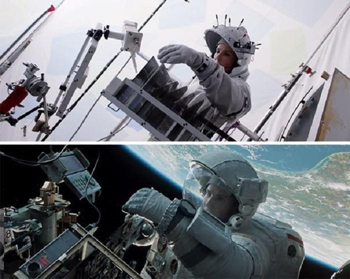 Невероятно реалистичные и правдоподобные визуальные эффекты из фильмов и сериалов.