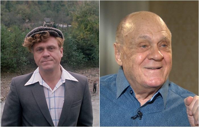 Знаменитый советский и российский режиссер, сценарист, актер и продюсер, обладатель премии «Оскар».