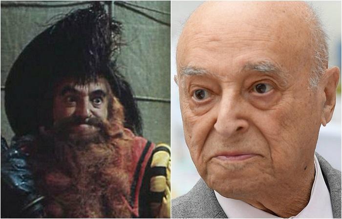 Советский и российский актёр театра и кино, театральный педагог,народный артист СССР любимец кинозрителей нескольких поколений.