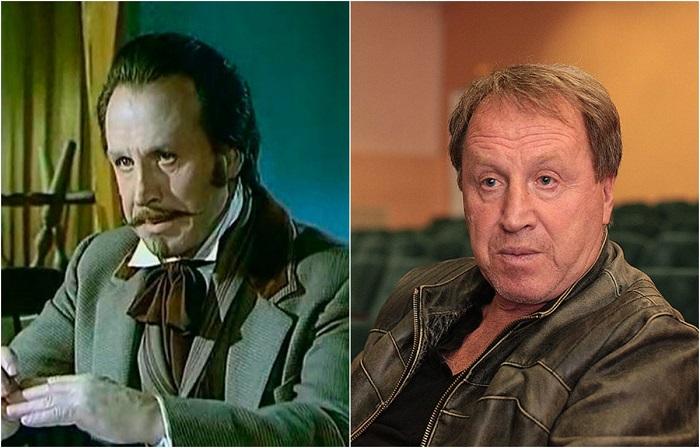 Талантливый актер в сериале получил две роли - Казимира Бодлевского и Яна Владислава Карозича.