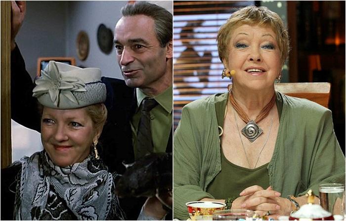 Выдающаяся талантливая актриса сыграла в советской мелодраме роль Евгении Даниловны Суровой.