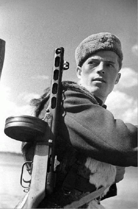 Ленинградская область, 1943 год.