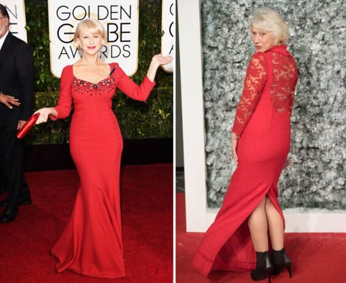 Английскую актрису признали обладательницей лучшей фигуры среди звезд шоу-бизнеса.