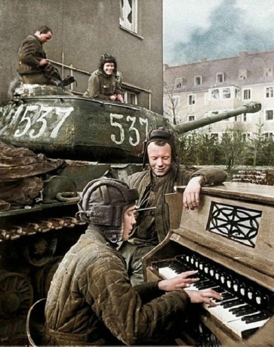 Музыка войны.