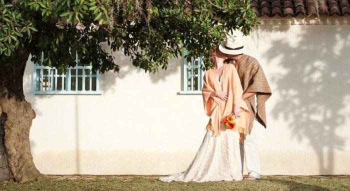 Свадьба в национальном стиле полна веселья и разнообразных забав.