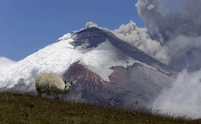 Последний раз вулкан «просыпался» в 1877 году.