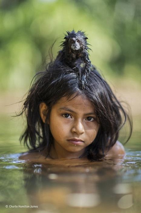Автор фотографии и финалист в номинации «Одиночный снимок» - Чарли Гамильтон Джеймс (Charlie Hamilton James), Великобритания.