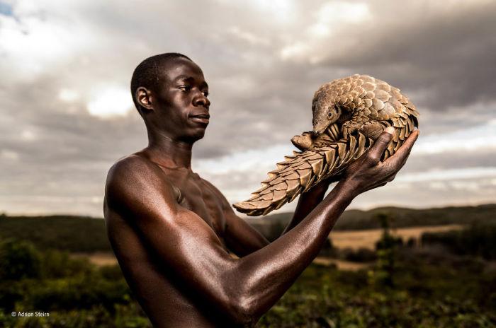 Автор фотографии и финалист в категории «Одиночный снимок» - Адриан Штайрн (Adrian Steirn), Австралия.