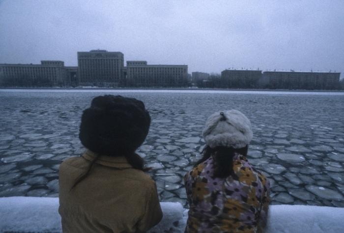 Завораживающая красота Москвы-реки.