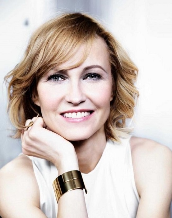 52-летняя литовская актриса театра и кино, обладательница премии «Ника» 1994 года за лучшую женскую роль.