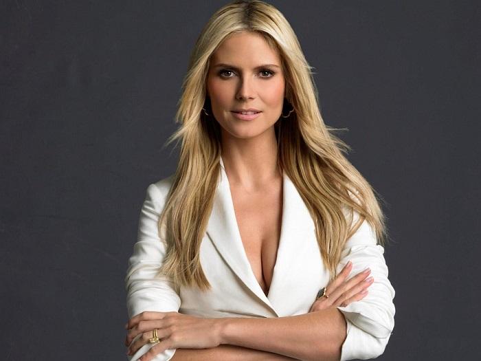 41-летняя одна из самых известных моделей в мире.