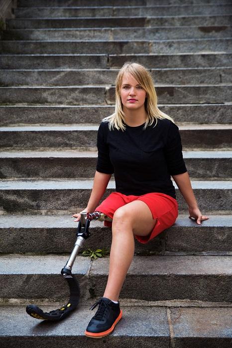 Заветная мечта Ани – принять участие в Паралимпийских играх.