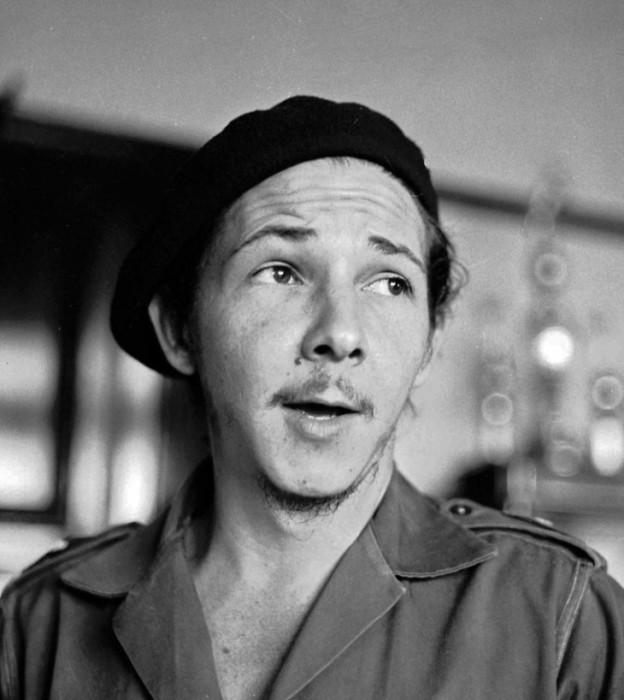 Кубинский революционер и государственный деятель.