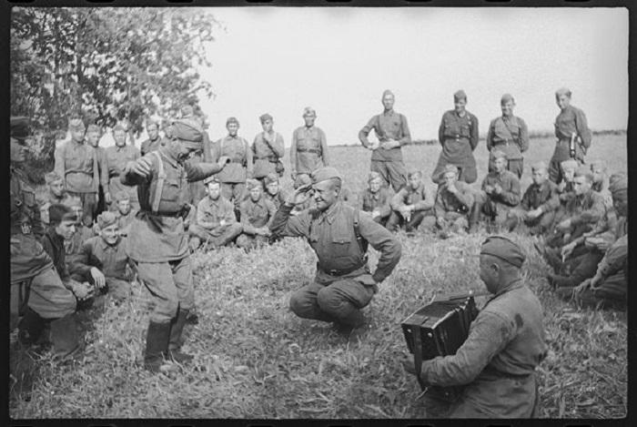 3-й гвардейский корпус, 2 июня 1942 года, Калининский фронт.