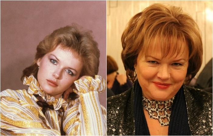 Одна из самых популярных актрис советского кино в 80-е, исполнила главную роль Алёны Игоревны Саниной, покорив своей красотой мужскую часть населения страны.