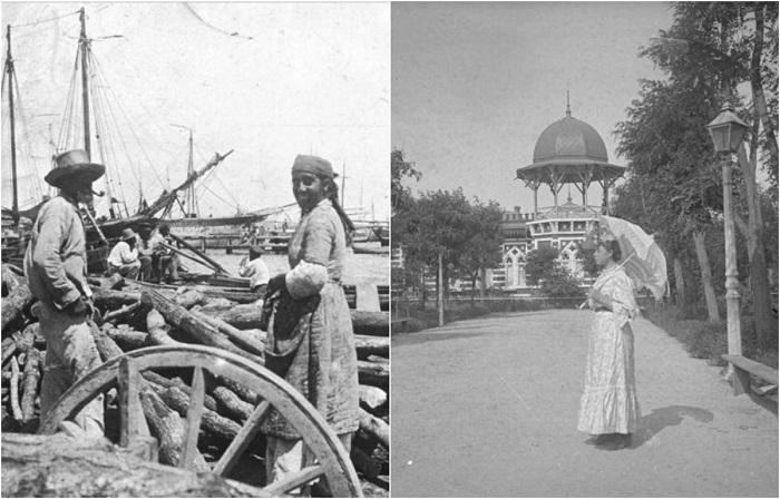 Ялта в 1903 году.