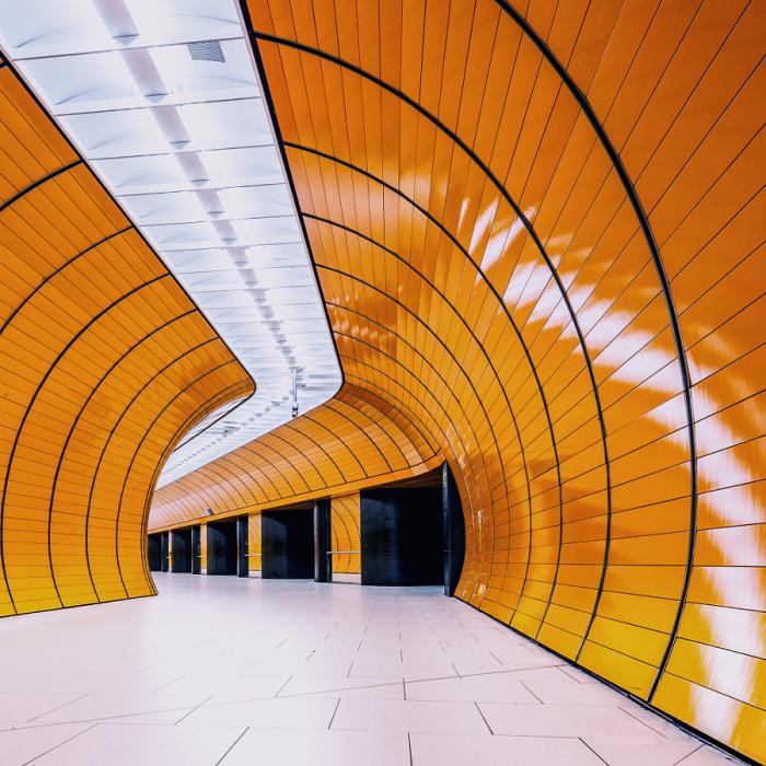 Парковка в новом стиле. Автор фотографии Нико Кайсер (Nico Kaiser).